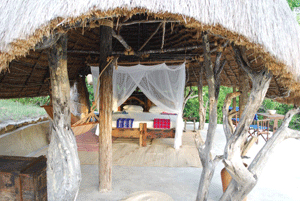 Tanzania Safaris - Banda Accommodation